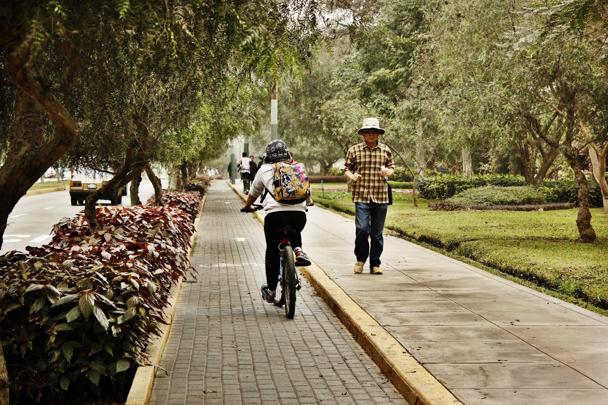 ORDEN. San Borja es el distrito que mejores ciclovías le brinda a los vecinos.